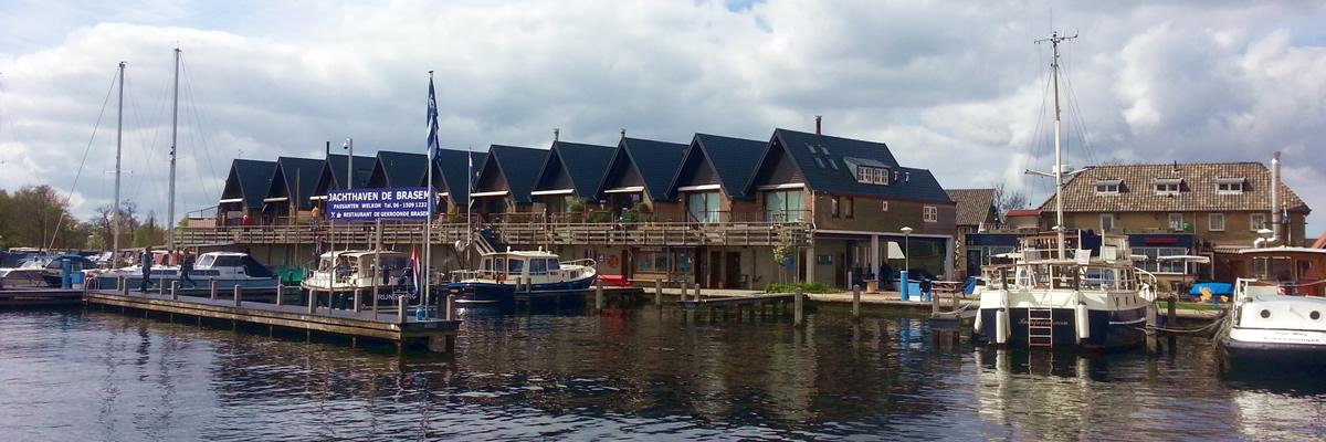 havenkantoor Jachthaven de Brasem