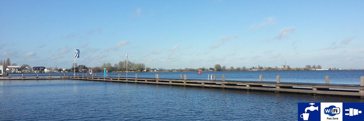 passanentligplaats Jachthaven de Brasem met gratis wifi